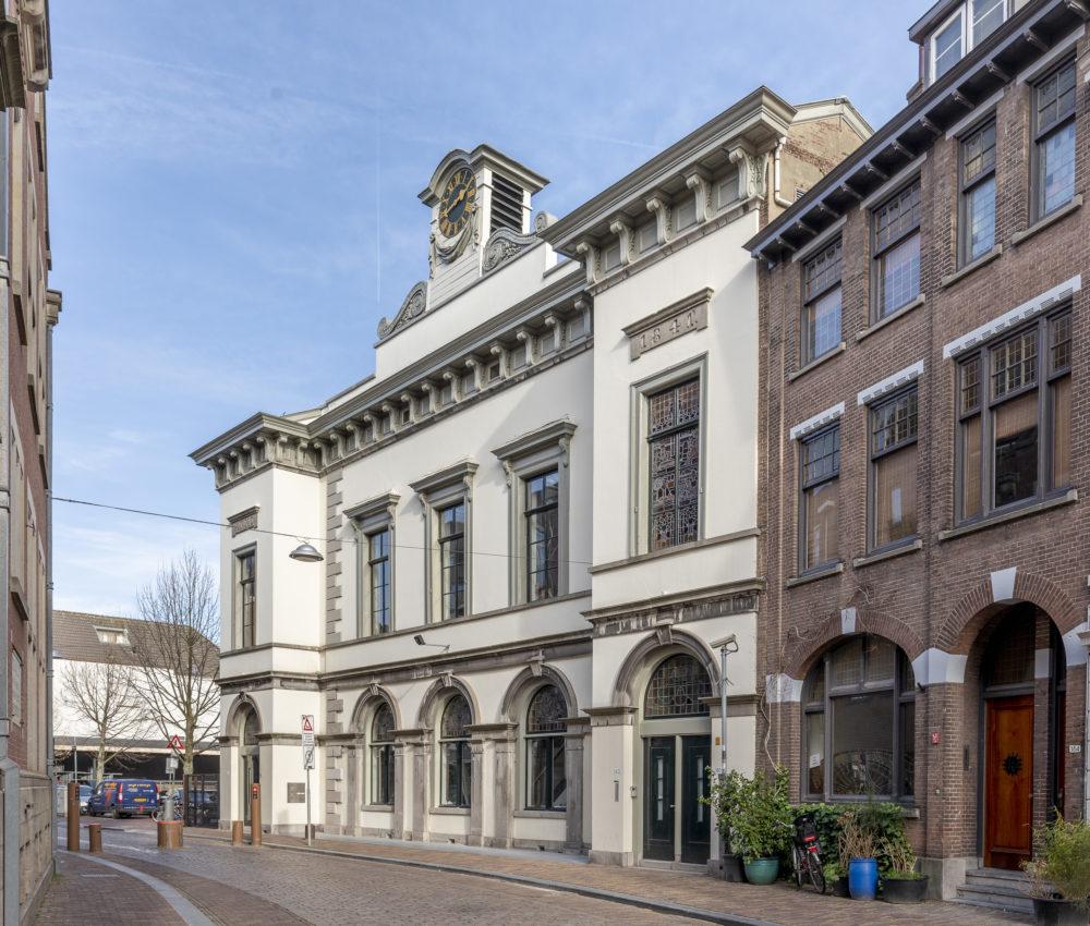 ARC19: Transformatie De Boterbeurs Dordrecht – Groeneweg Van der Meijden Architecten
