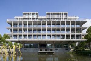 Transformatie kantoorgebouw Schubertsingel Den Bosch – Houben / Van Mierlo Architecten