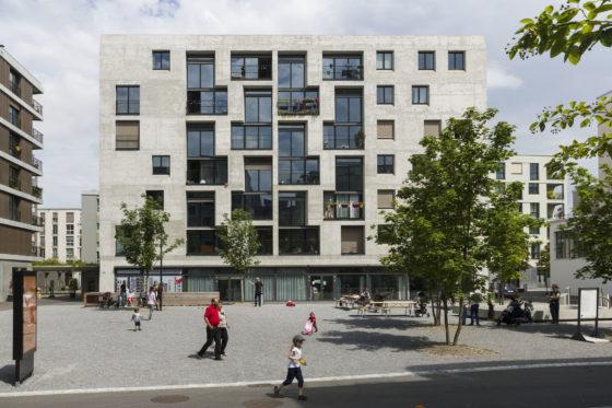 Blog – Gemeenschappelijk wonen: Hunziker Areal Zürich door Duplex Architekten enFuturafrosch