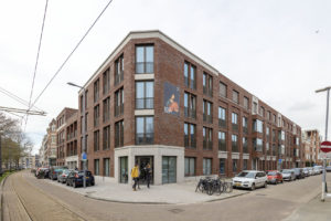 Zorginstelling De Provenier Rotterdam – KAW architecten