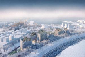 Golden City Sint-Petersburg zet volgende stap in ontwikkeling