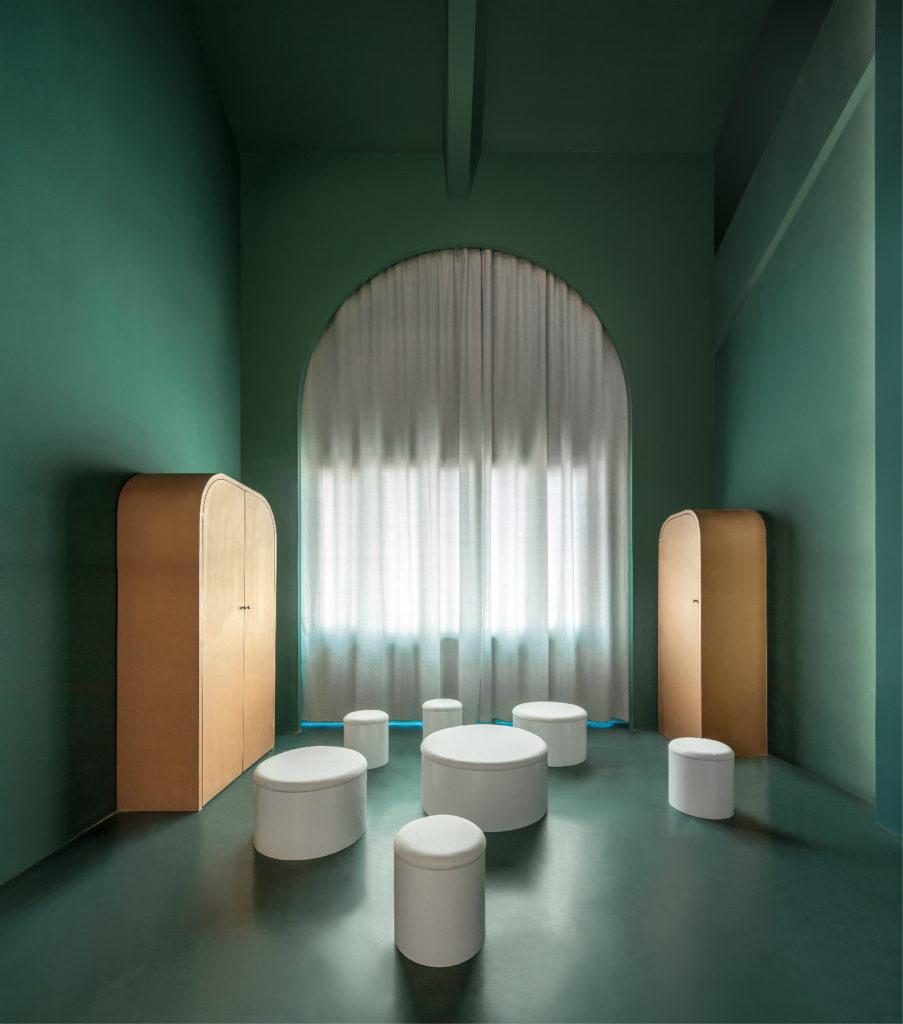 Maze door Studio 10. beeld Chao Zhang