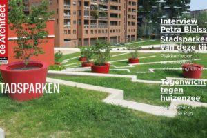 Zojuist verschenen: de Architect Monografie Stedenbouw – Stadsparken