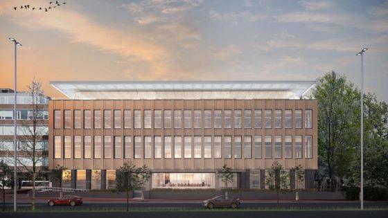 Impressies duurzame renovatie Haags provinciehuis
