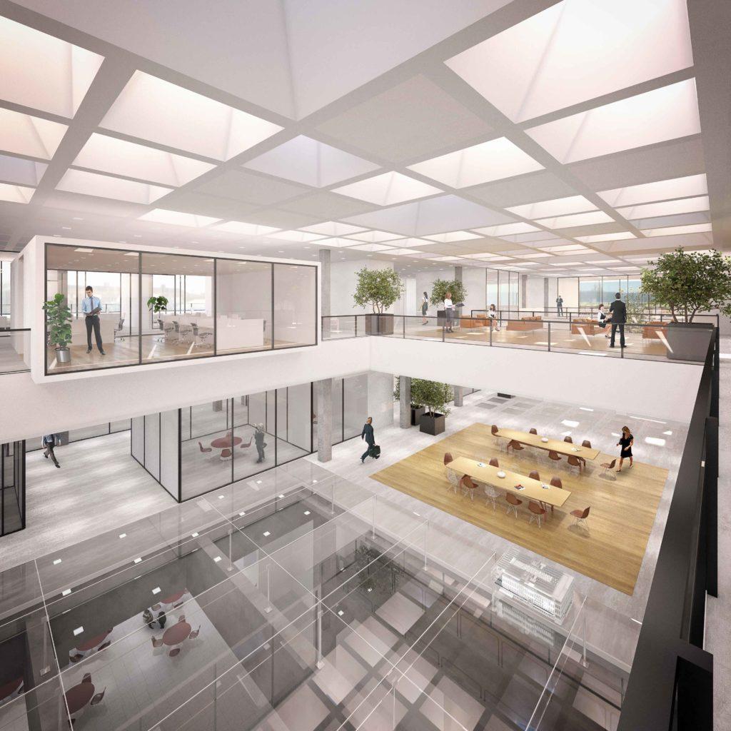 Renovatie en verduurzaming hoofdgebouw Provincie Zuid-Holland