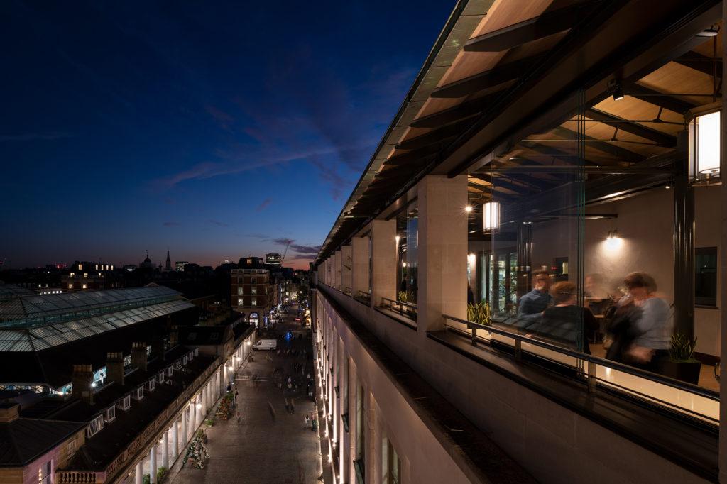 Royal Opera House in Londen door Stanton williams en Studio Linse