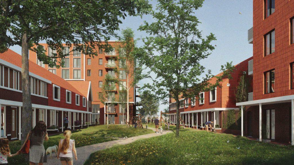 Uitslag tender 284 woningen in Hillegom