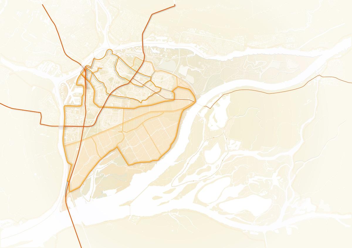 <p>Dijkenrijk &#8211; Traffic strategie</p>