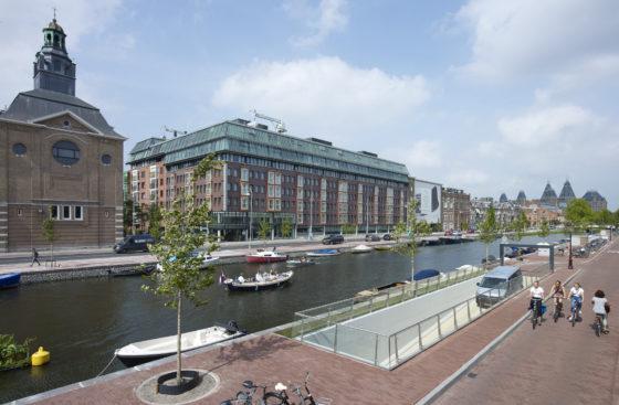 Albert Cuypgarage door ZJA Zwarts & Jansma Architecten onderscheiden