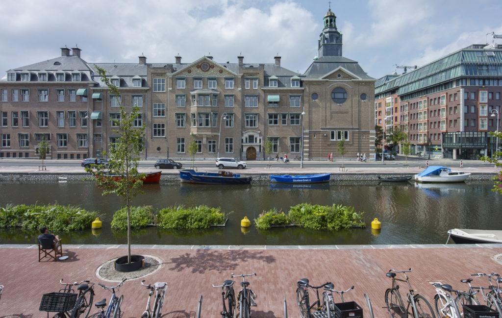 Albert Cuypgarage Amsterdam door ZJA Zwarts & Jansma Architecten. Beeld Jeroen Musch