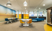 ARC19: Interieur kantoor Raad voor de Kinderbescherming Den Haag – Bureau Kroner architecten