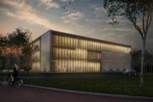 Nieuwbouw Hoffmann Group in Hengelo-Borne