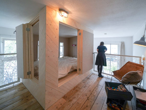Tiny Living Utrecht – Architectuur Maken ism Minco Korving