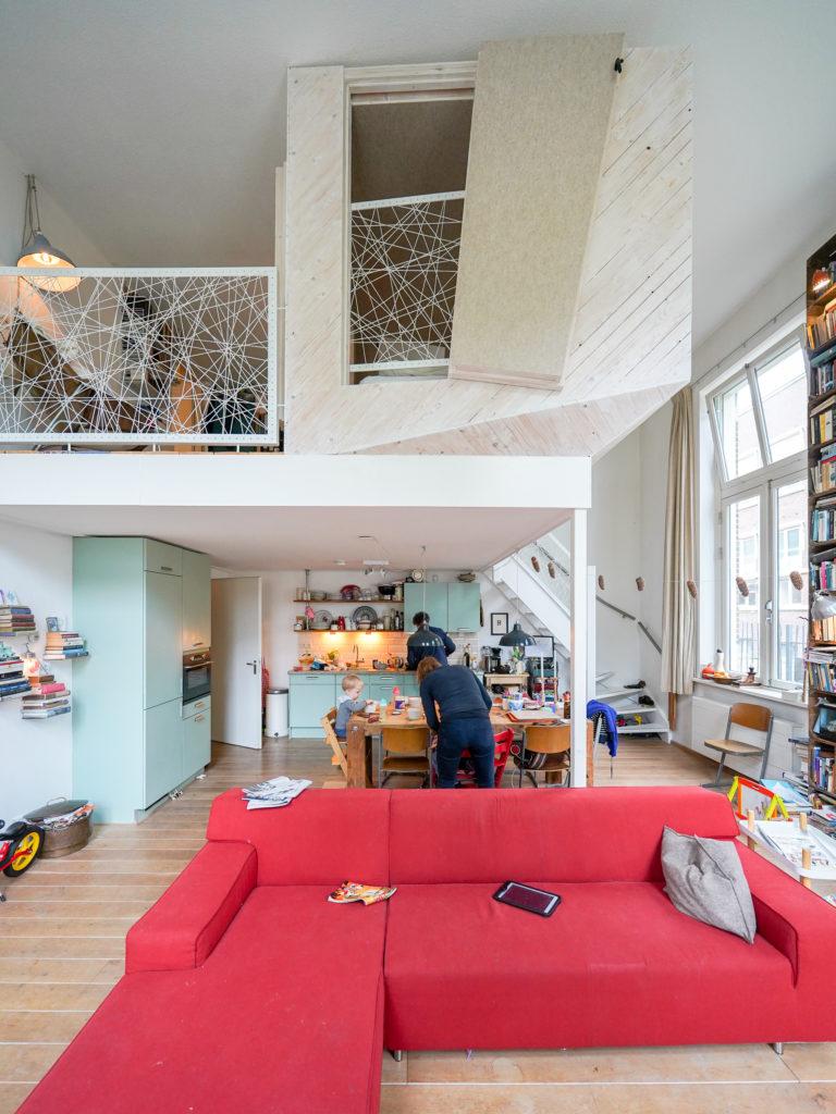 Tiny Living Utrecht - Architectuur Maken.beeld Minco Korving