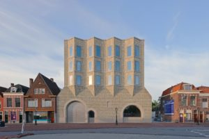 In beeld: Museum De Lakenhal Leiden door Happel Cornelisse Verhoeven en Julian Harrap Architects
