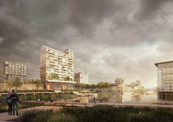 Ruimtelijk raamwerk voor M4H het Rotterdam Makers District