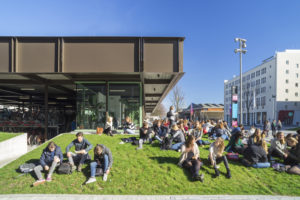 ARC19: Coffee & bikes Delft – BureauVanEig-Biq Architecten