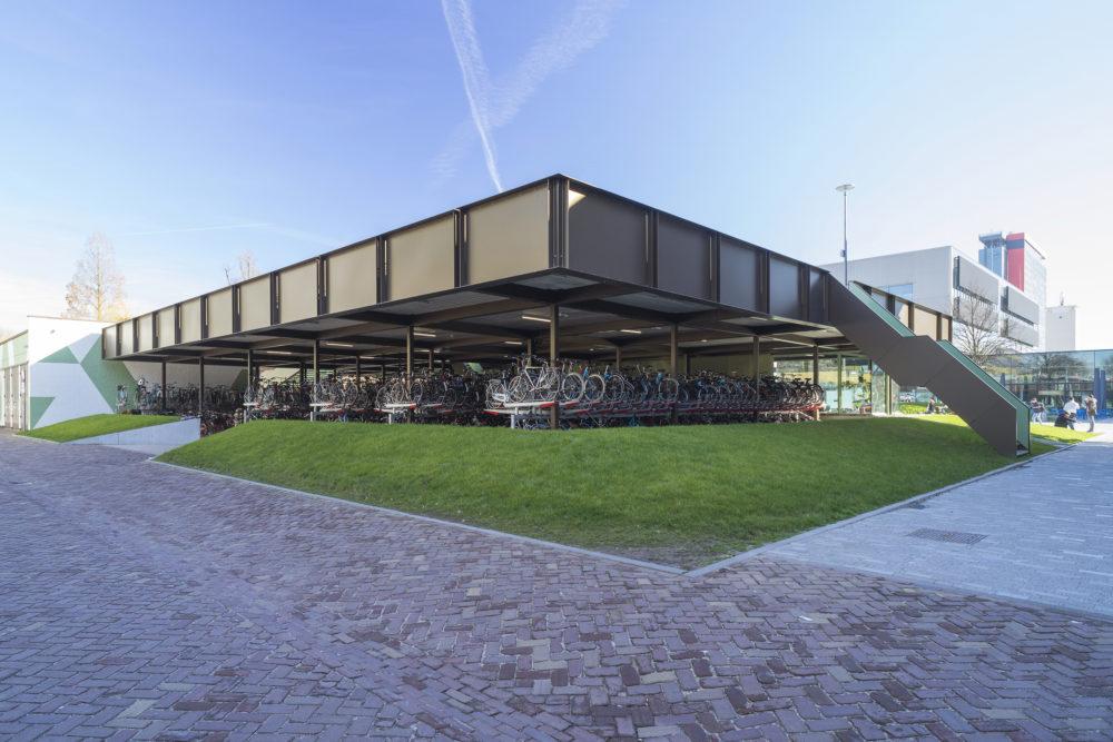 ARC19: Coffee and Bikes Delft – BureauVanEig-Biq Architecten, Rotterdam