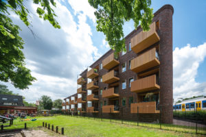 De Kastanjetuin Utrecht – JagerJanssen architecten