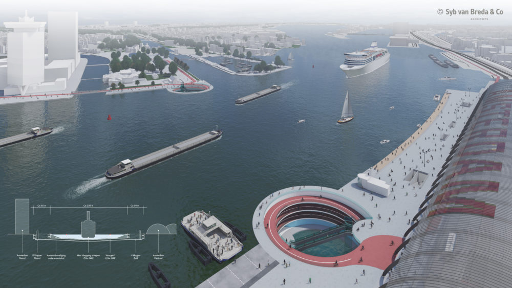 ARC19: IJ Klopper Amsterdam – Syb van Breda & Co, architects