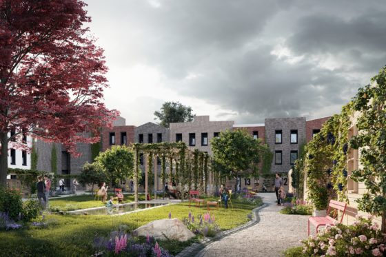 Uitslag tender bouwveld 4b Leeuwesteyn in Utrecht bekend
