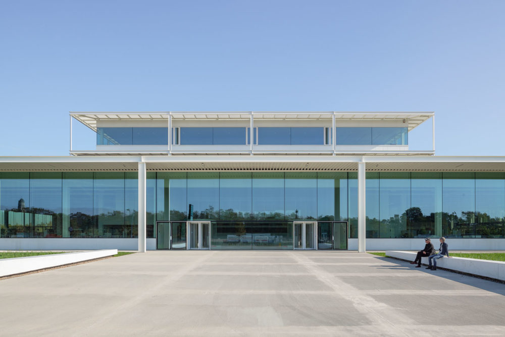T2-campus Thorpark Genk (B) – Atelier Kempe Thill / OSAR architecten