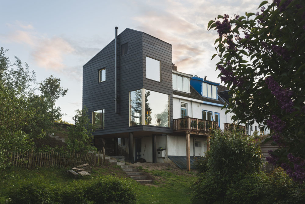 ARC19: Uitbreiding dijkhuis Everdingen – Walden Studio