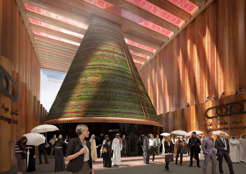 Dutch Pavilion Expo 2020 Dubai