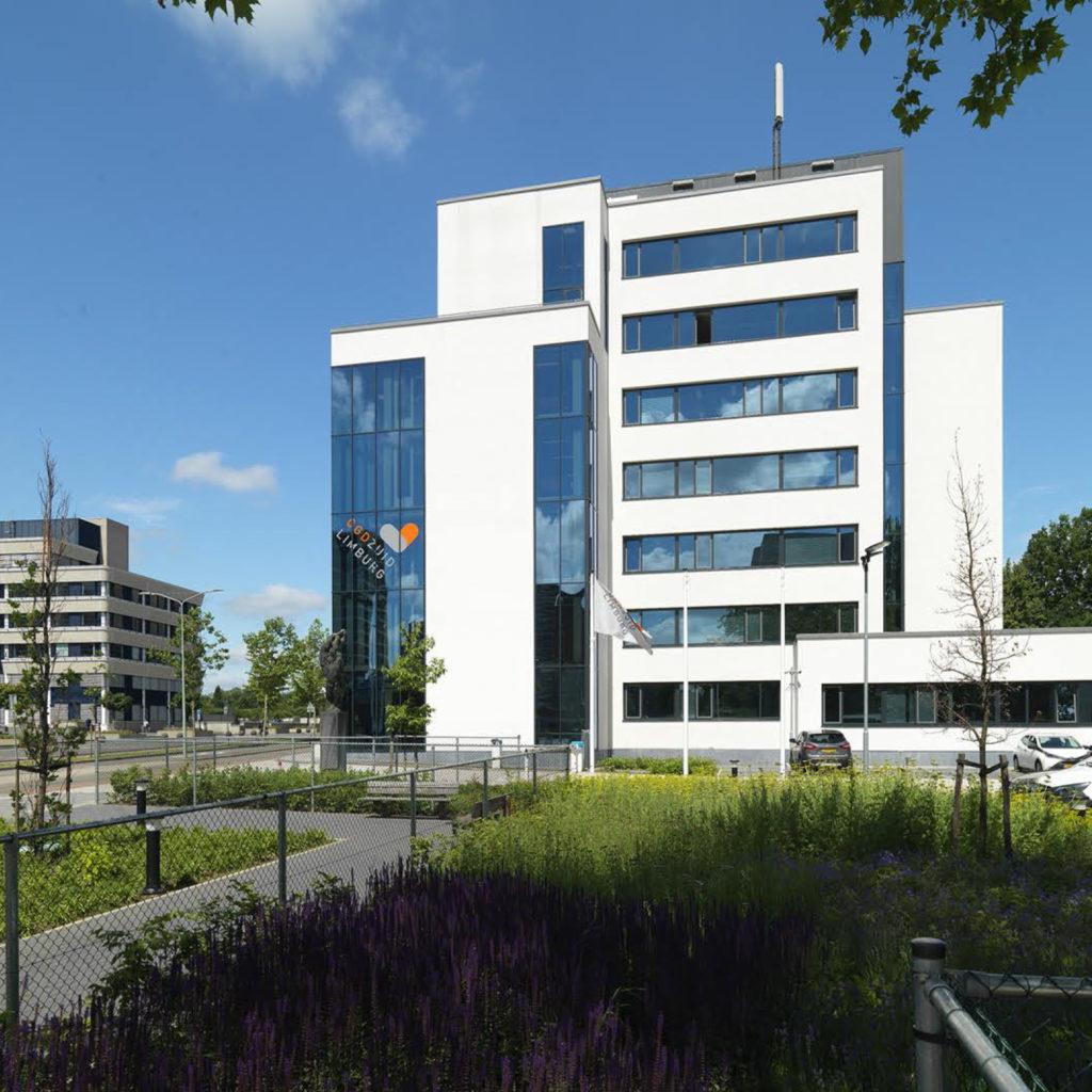 Kantoor GGD Zuid-Limburg - Wauben Architects