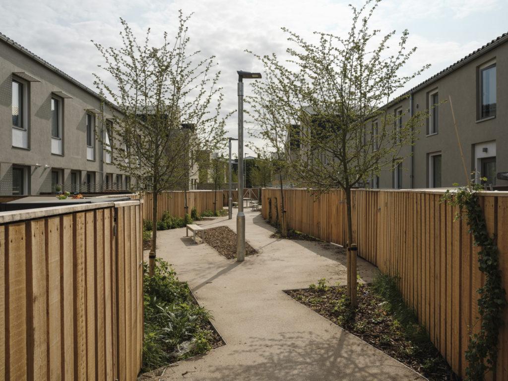 Goldsmith Street. Beeld Tim Crocker Nominaties RIBA Stirling Prize 2019
