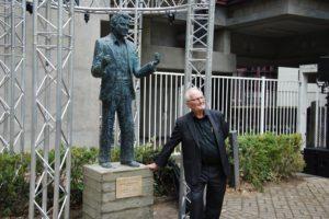 Update: Standbeeld voor Herman Hertzberger