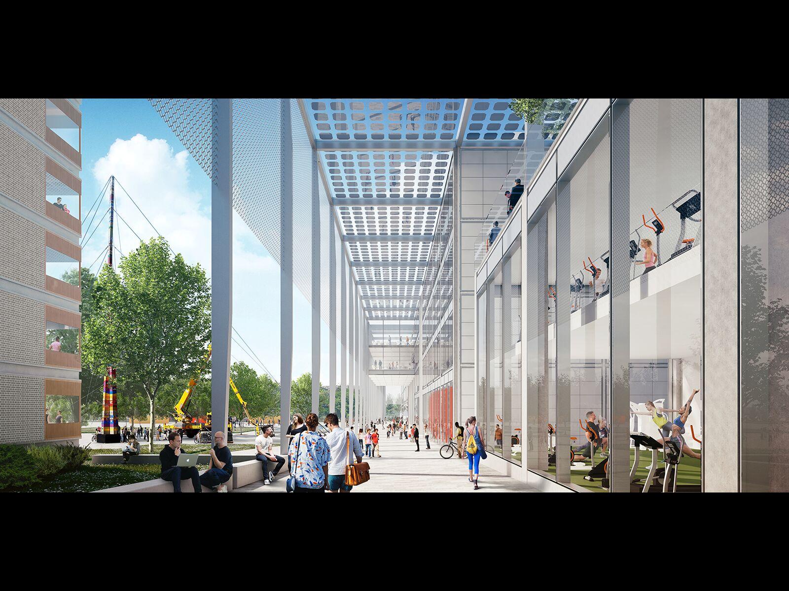 <p>Hopkins MK:U Beeld Malcolm Reading Consultants/Hopkins Architects</p>