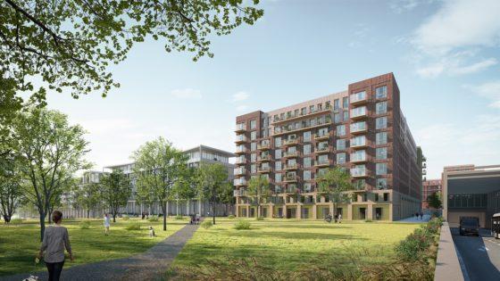 Uitslag tender kavel G8 Leidsche Rijn Centrum Utrecht