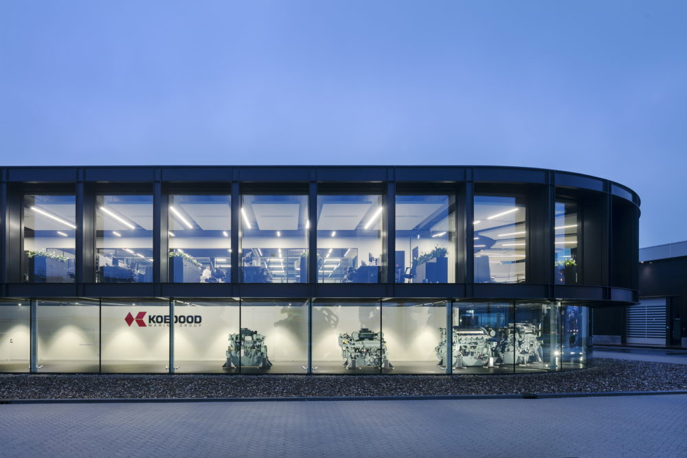 ARC19: Koedood Dieselservice, Hendrik-Ido-Ambacht – RoosRos Architecten
