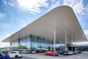 ARC19: Flagshipstore Mercedes-Benz Den Haag – Ibelings van Tilburg architecten