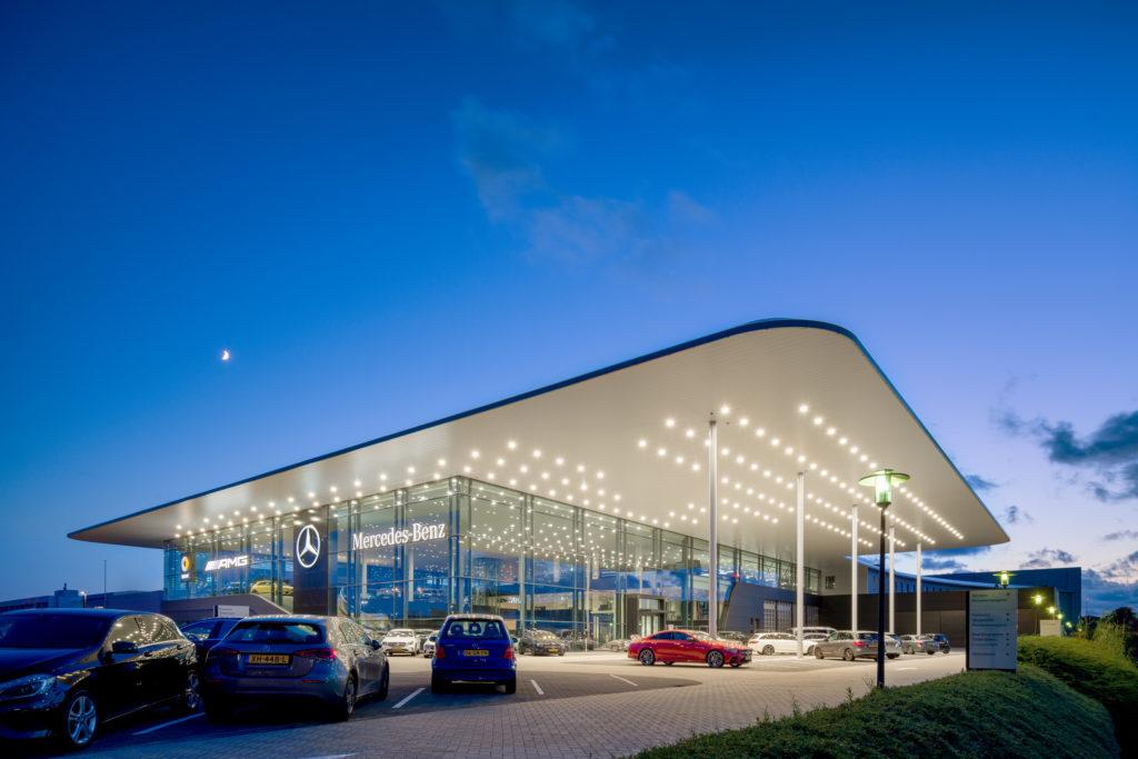 Merced Benz Den Haag Ibelings van Tilburg architecten Beeld Ronald Tilleman