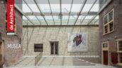 Zojuist verschenen: de Architect Monografie Architectuur – Musea