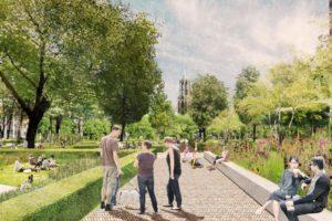 Moreelsepark Utrecht wacht mogelijk transformatie