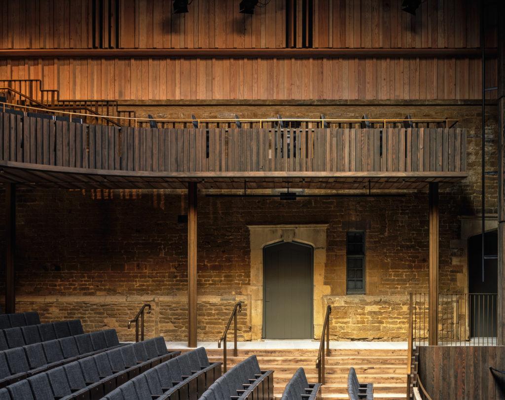 Nom RIBA Stirling Prize 2019 Nevll Holt Opera Beeld Hélène-Binet