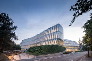 Olympic House Lausanne – 3XN