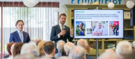 Rotterdam bouwt 'ouderenhubs' met het oog op de vergrijzing