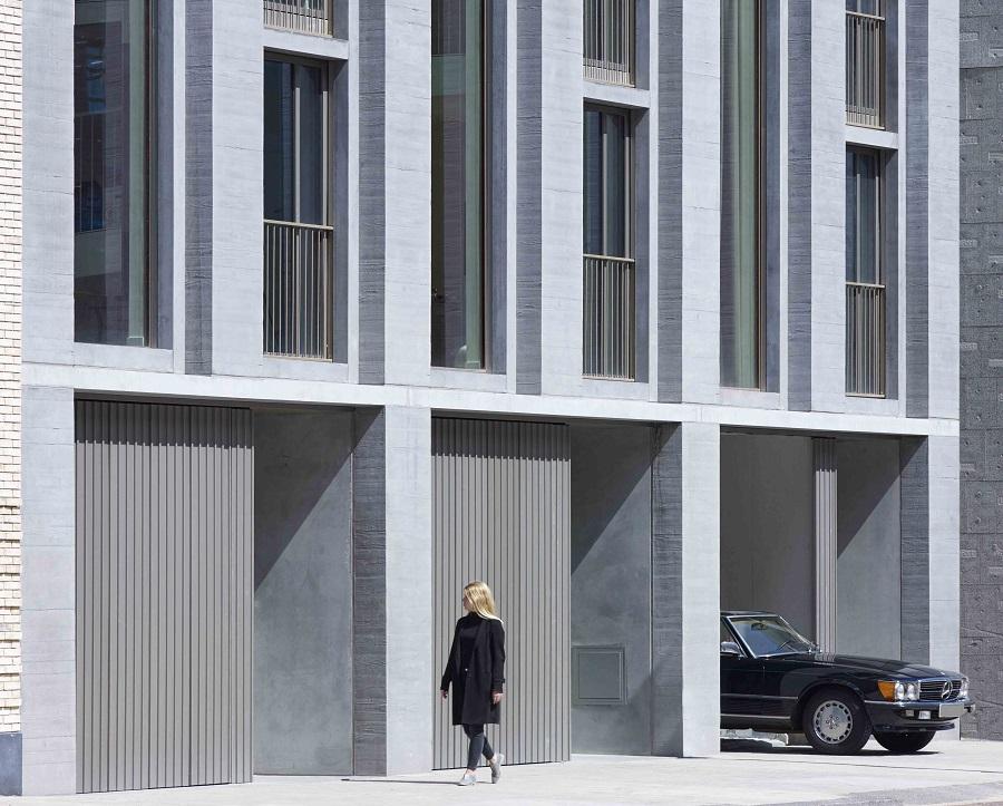 ARC19: Vertical Lofts – studio PROTOTYPE