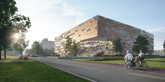 SVP en CROSS Architecture winnen prijsvraag Internationale School Utrecht