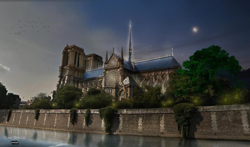 Tekton_Inzending digitale prijsvraag wederopbouw Notre-Dame