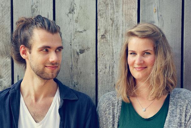 Laurens van der Wal & Lena van der Wal (Studio Walden). Beeld Maarten Kools
