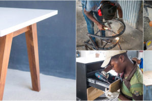 ARC19: Duurzame meubels – Tabled Namibia