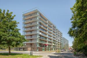 ARC19: Rozemaai housing, Antwerpen, BE – Atelier Kempe Thill