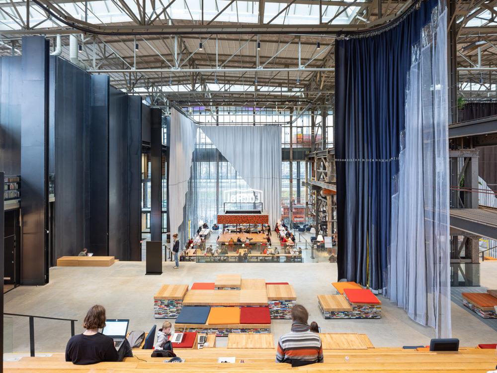 ARC19: LocHal, Tilburg – Civic Architects, Braaksma & Roos Architectenbureau, Inside Outside, Mecanoo