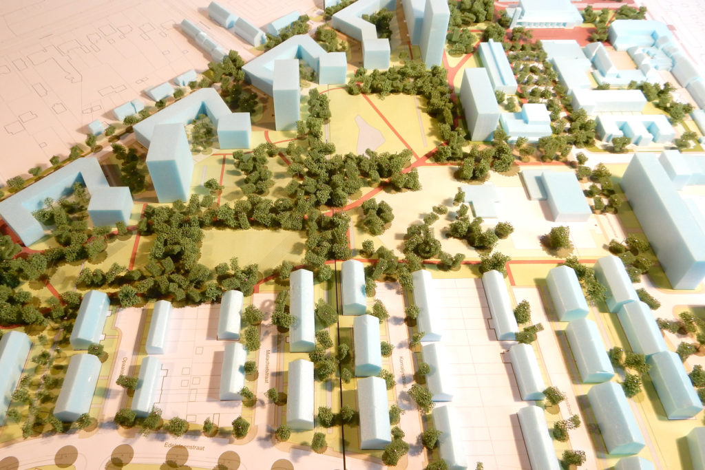 Ontwikkelingsplan Nieuw Gent door De Nijl Architecten