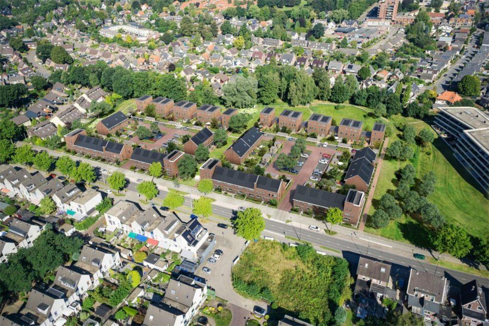 ARC19: Spartahof Apeldoorn – MTD landschapsarchitecten